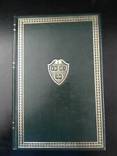 The Harvard Classics, Dana, 1937 Copyright, PF Collier, Deluxe Registered Ed.