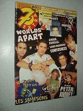 7 EXTRA 97/38 (17/9/97) WORLDS APART ROBBIE WILLIAMS RICKY MARTIN INDOCHINE
