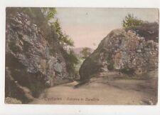 Castleton Entrance To Dovedale 1906 Postcard 805a