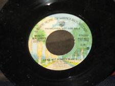 "Wendy Waldman ""Long Hot Summer Nights"" 45 Single PROMO Mono/Stereo"