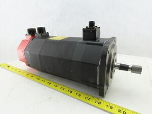 Fanuc A06B-0512-B204 110V 3Ph 6.8A Permanent Magnet AC Servo Motor
