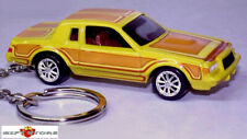 RARE!! KEY CHAIN 1982/1983/1984/1985 YELLOW BUICK GRAND NATIONAL NEW Ltd EDITION
