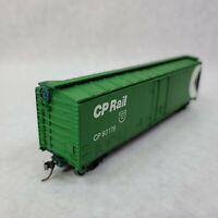 HO CP RAIL CP #80179 plug Door Green BOX CAR