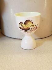 Vintage Chick Egg Holder Cup