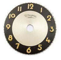 Metall ZIFFERBLATT D 61,5 - Wespra - Tischuhr Stiluhr Wanduhr Uhr clock dial