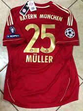 Germany bayern Munich Thomas Muller S M L Trikot jersey original football shirt