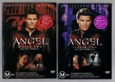 Angel, Season 2, Complete,   DVD,  Part One & Two.