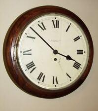 Handmade/Hand Carved Antique Wall Clocks