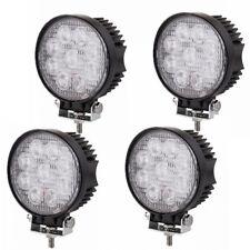 PDR*4 x 27W LED LUCE FARO LAMPADA DA LAVORO FARETTO AUTO CAMION JEEP SUV 12V24V