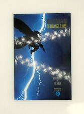 DC, Batman: The Dark Knight Returns Hardcover, 1st Printing, 1986