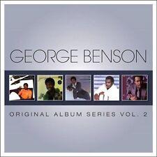 Original Album Series, Vol. 2 [Slipcase] by George Benson (Guitar) (CD, Sep-2013, 5 Discs, Rhino (Label))