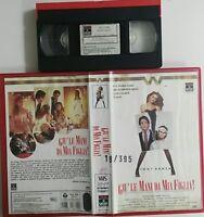 Giù le mani da mia figlia (VHS - Weintraub) Usato Ex Noleggio