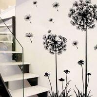 Adesivo da Muro Soffione Adesivo Murale XL Soggiorno Decorazione Dente di Leone