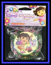 NEW! Wilton **DORA w/BOOTS BAKING CUPS** 50 ct NIP