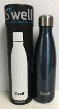 S'well Insulated Stainless Steel Water Bottle  (BLUE SEUDE)  NEW! FREE SHIPPING!
