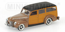 MINICHAMPS Ford Diecast Vehicles, Parts & Accessories