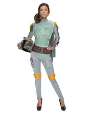 "Star Wars Womens Boba Fett Costume,XS,(USA 2-6),BUST 33-35"", WAIST 25-26"""
