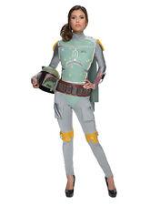"Star Wars Womens Boba Fett Costume,Med,(USA 10-14),BUST 38-40"",WAIST 31-34"""