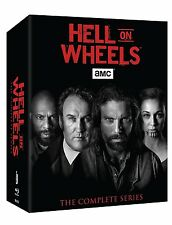 NEW - Hell on Wheels - The Complete Series [Blu-ray]