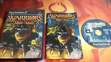 WARRIORS OF MIGHT AND MAGIC PAL PLAYSTATION 2 PS2 ENVÍO 24/48H