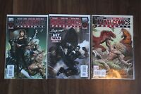 Marvel Comics Presents 5 6 & 7 - 3 Comic Set Run Rare High Grade NM 9.0 Ka-Zar
