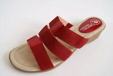 The Mootsies Tootsies - Neal (RED Elastic) - Sandals 6.5M US