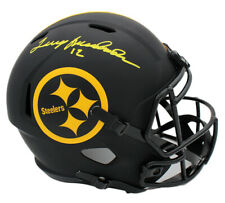 Terry Bradshaw Signed Pittsburgh Steelers Speed Full Size Eclipse NFL Helmet