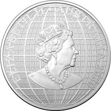 2020 Australia 1oz .9999 Silver Coin, Beneath The Southern Skies, Southern Cross