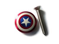 A-head Kappe cap america Steuersatz tapered carbon tune captian avenger geschenk