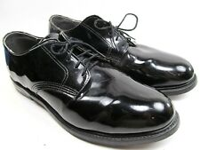 524ff65578f New ListingIron Age Black Patent Leather Mens 8.5 Toe Safety Dress Shoes