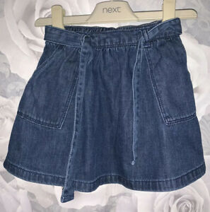 Girls Age 18-24 Months - Next Denim Skirt