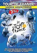 Legends of the Tour De France: Lance Armstrong - 7 in a Row - DVD 2-DISC R- 2