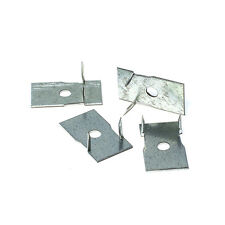 Acoustic Poly Panel Impaling Clips - 4 Per Bag, NEW
