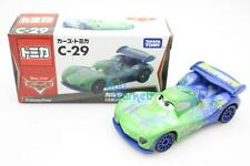 Tomica Takara Tomy Disney Mini C-29 Carla Veloso Standard Diecast Car CARS 2