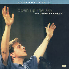 Open Up The Sky by Lindell Cooley (CD Aug-2005 Hosanna Music) Christian / Live