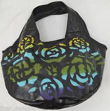 ALDO XL Large hobo bag faux leather cut out colorful purse shoulder tote bag NEW