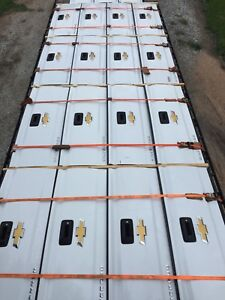 Chevy Tailgate New Take Offs 2014-19 Chevrolet Silverado 14-18 White No Shipping