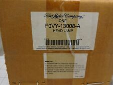 FORD F0VY-13008-A Head Lamp Headlight RH SOME 90-94 Town Car Lincoln OEM NOS