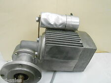 BAUSER EMK 8042 ELECTRIC MOTOR & GEAR REDUCER