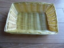 Basket - Yellow