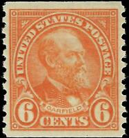 VEGAS - 1932 USA Sc# 723 MNH, OG, Perf 10 Coil - ~XF! - No Hidden Flaws - EO8