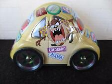 Collectible Tazmobile  Tweety Bird,Taz, Volkswagen Tin, tin bug
