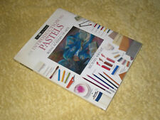 INTRODUCTION TO PASTELS, Michael Wright, HB 1st 1993. Artist painting materials