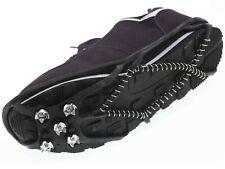 Schuhspikes Schuhketten Gehhilfe Eiskralle universal Spikes Gr. 37-43