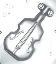 Violin Chocolate Candy Mold  1214 NEW