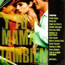 Y Tu Mama Tambien -2001- Original Movie Soundtrack Cd