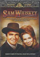 SAM WHISKEY BURT REYNOLDS CLINT WALKER OSSIE DAVIS ANGIE DICKINSON NEW  MGM DVD
