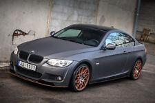 BMW E92 E93 LCI Front M Bumper spoiler splitter lip Performance valance e 92 93