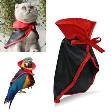 Halloween Cat Dog Pet Parrot Vampire Cloak Christmas Festive Dress Up Costume