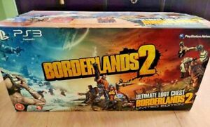 Borderlands 2 -- Ultimate Loot Chest Limited Edition (Sony PlayStation 3, 2012)